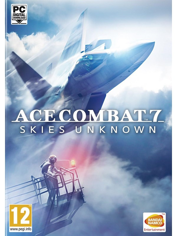 Image of   Ace Combat 7: Skies Unknown - Deluxe Edition - Windows - Simulator