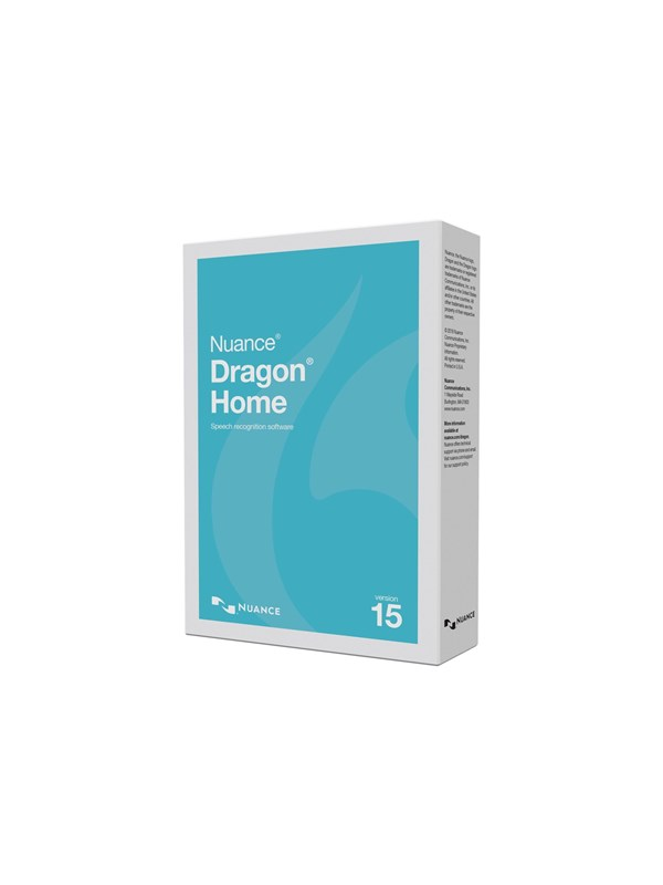 Image of   Nuance Dragon Home - Elektronisk