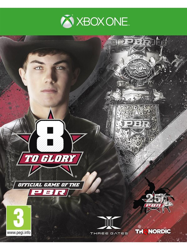 Image of   8 To Glory - Microsoft Xbox One - Sport