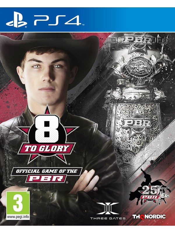 Image of   8 To Glory - Sony PlayStation 4 - Sport