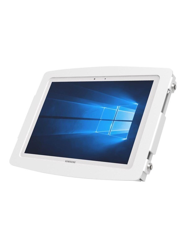 Image of   Compulocks Space - Surface Pro 3/4 / Galaxy TabPro S Enclosure Wall Mount - White