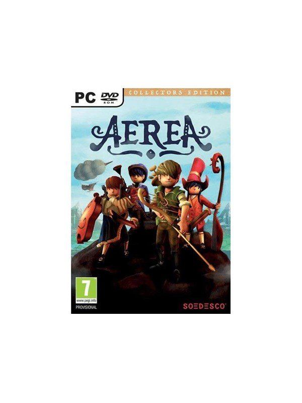 Image of   AereA: Collector's Edition - Windows - Action