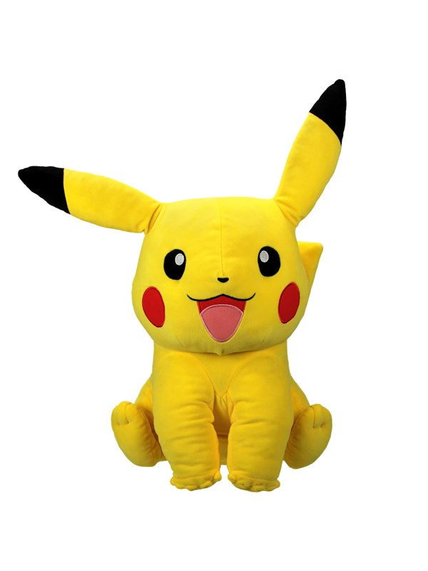 Image of   Pokemon Plush Jumbo Pikachu 45 cm -