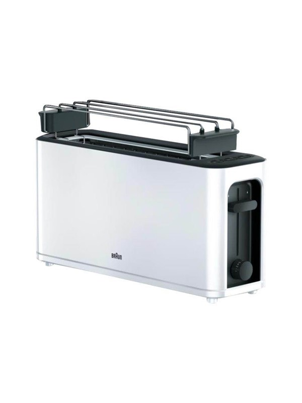 Image of   Braun Brødrister PurEase HT3110WH