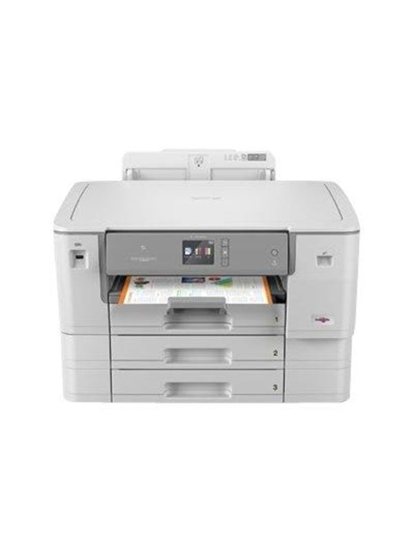 Image of   Brother HL-J6100DW - printer - colour - ink-jet Blækprinter - Farve - Blæk