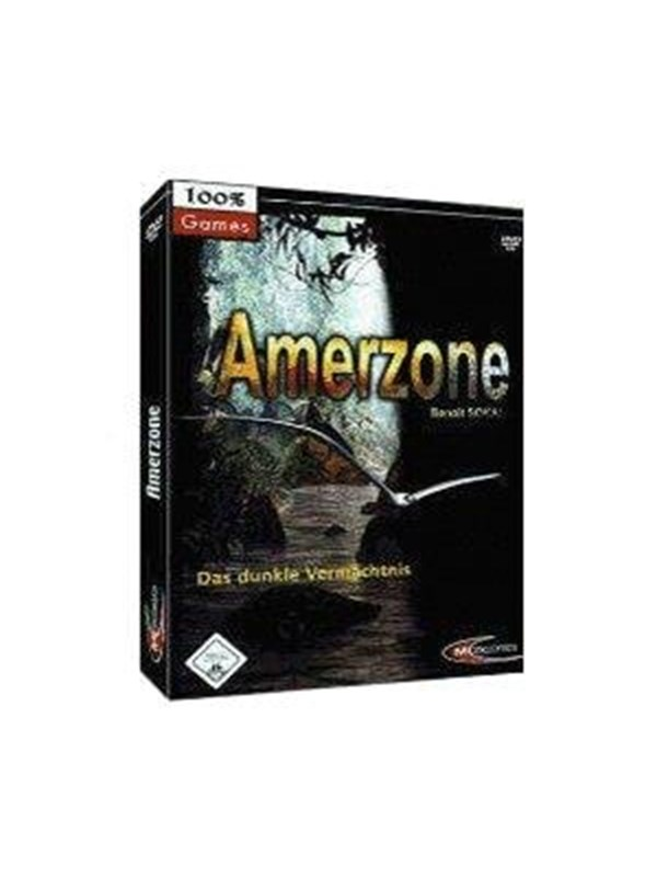 Image of   Amerzone: The Explorer's Legacy - Windows - Eventyr
