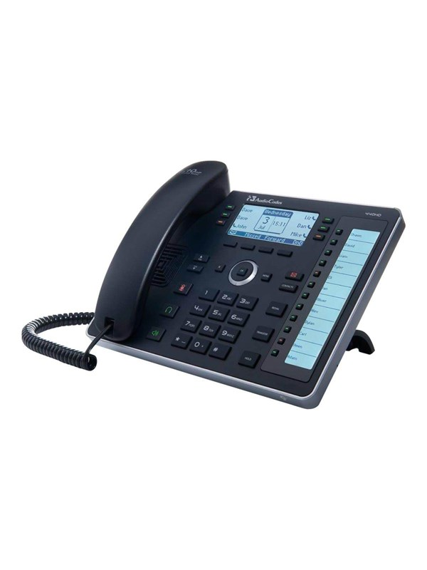 Image of   AudioCodes 440HD SIP IP Phone - VoIP phone