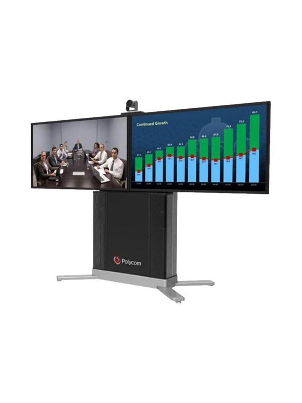 Image of   Polycom RealPresence Group 500-720p Media Center 1RT55