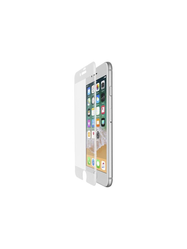 Image of   Belkin Tempered glass Ip 7+/8+white E2E
