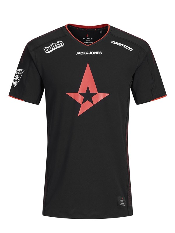 Image of   Astralis - 2019 Official Player Jersey - XXL - Spillertrøje - Størrelse: XXL