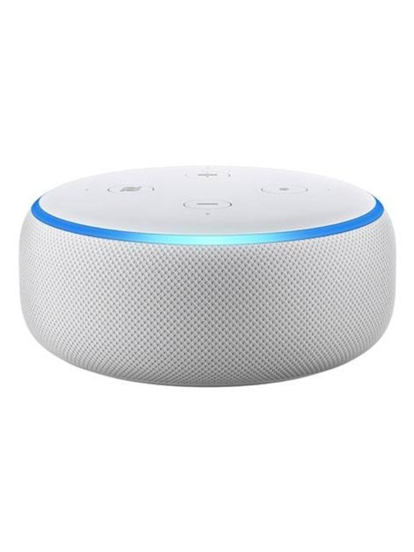Image of   Amazon Echo Dot 3rd Gen - White