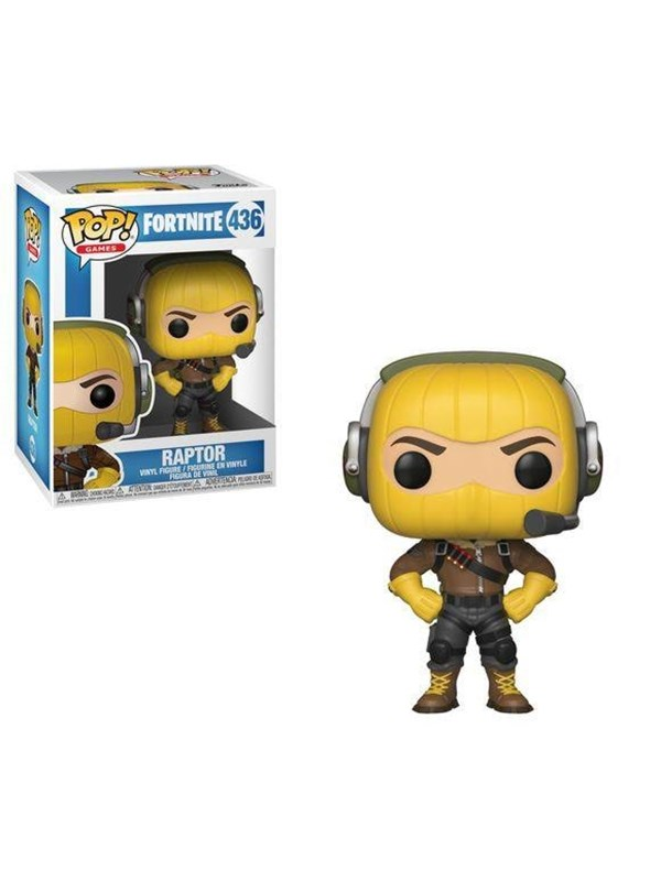 Image of   Funko! POP VINYL Fortnite Raptor