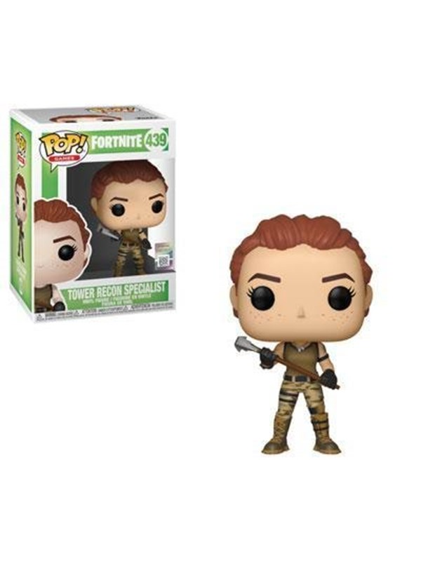Image of   Funko! POP VINYL Fortnite Tower Recon Specialist