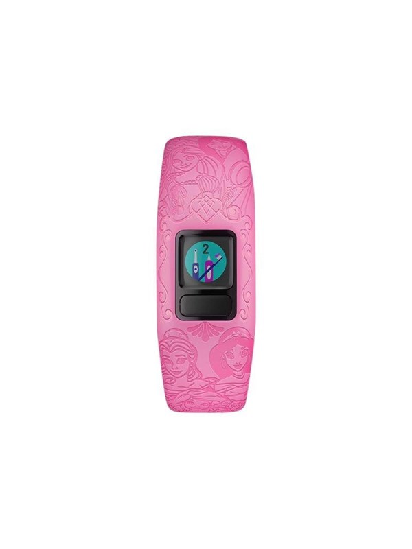 Image of   Garmin vívofit jr 2 Disney Princess activity tracker with band - pink