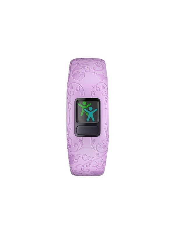 Image of   Garmin vívofit jr 2 Disney Princess activity tracker with band - purple