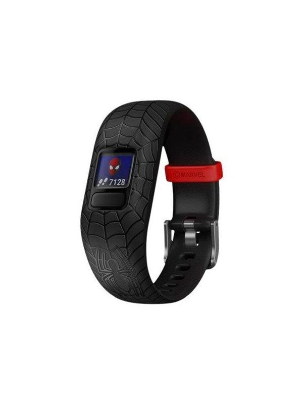 Image of   Garmin vívofit jr 2 Marvel Spider-Man activity tracker with band - black