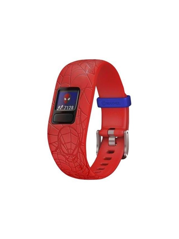 Image of   Garmin vívofit jr 2 Marvel Spider-Man activity tracker with band - red