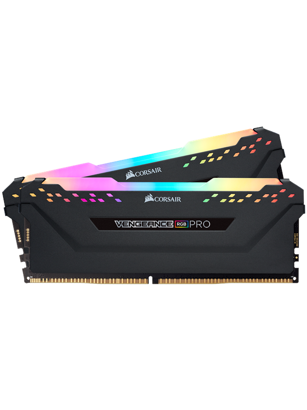 Image of   Corsair Vengeance RGB PRO Light Enhancement Kit - Black