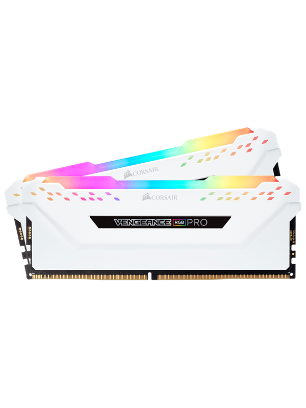 Image of   Corsair Vengeance RGB PRO Light Enhancement Kit - White