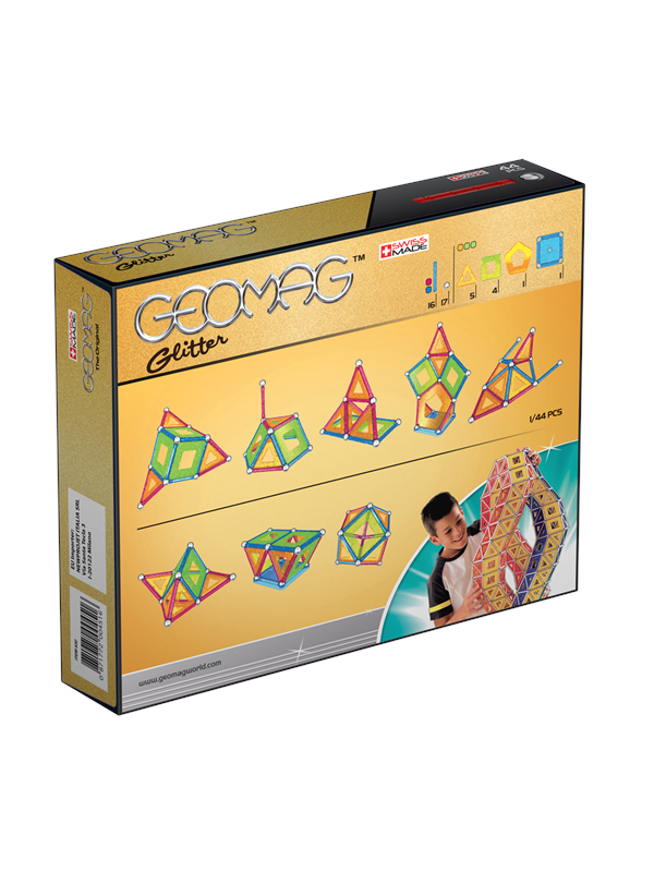 Image of   Geomag Glitter 44