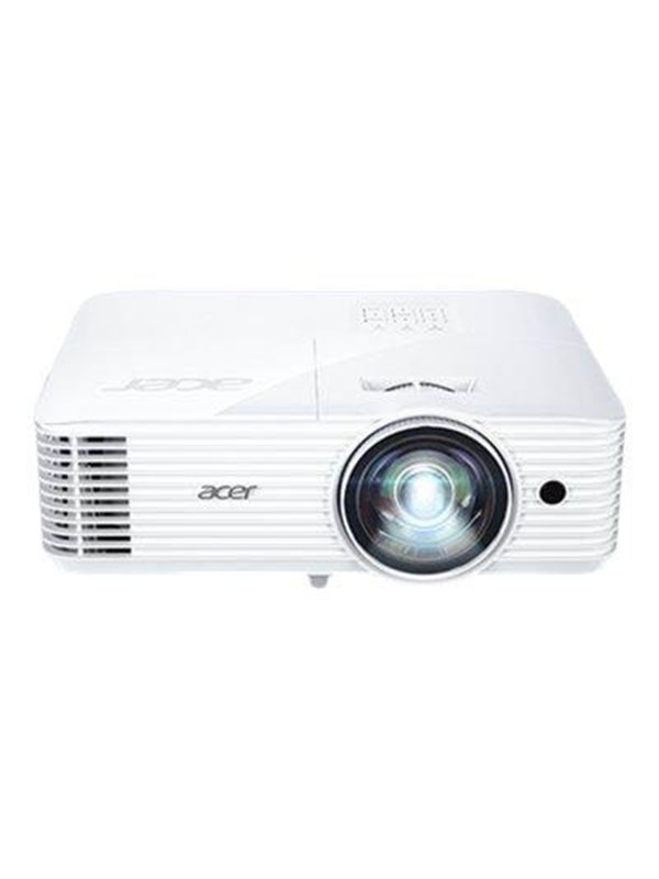Image of   Acer Projektor S1386WHN - DLP projector - 3D - 1280 x 800 - 3600 ANSI lumens