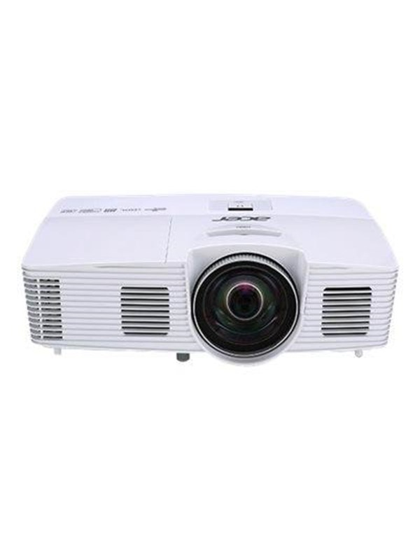 Image of   Acer Projektor S1286H - DLP projector - portable - 3D - 1024 x 768 - 3500 ANSI lumens