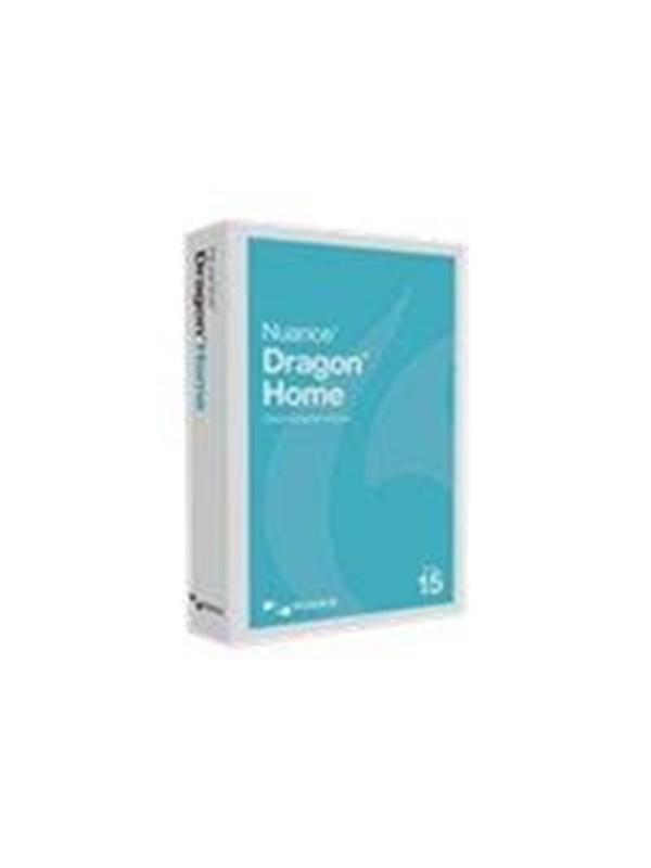 Image of   Nuance Dragon Home - Engelsk