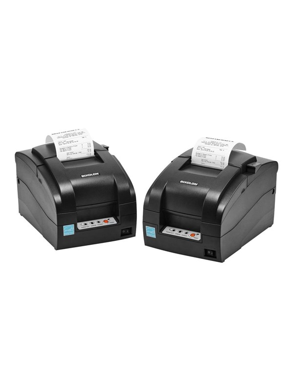 Image of   BIXOLON SRP-275IIIA - receipt printer - two-colour (monochrome) - dot-matrix POS Printer - Monokrom - Dotmatrix