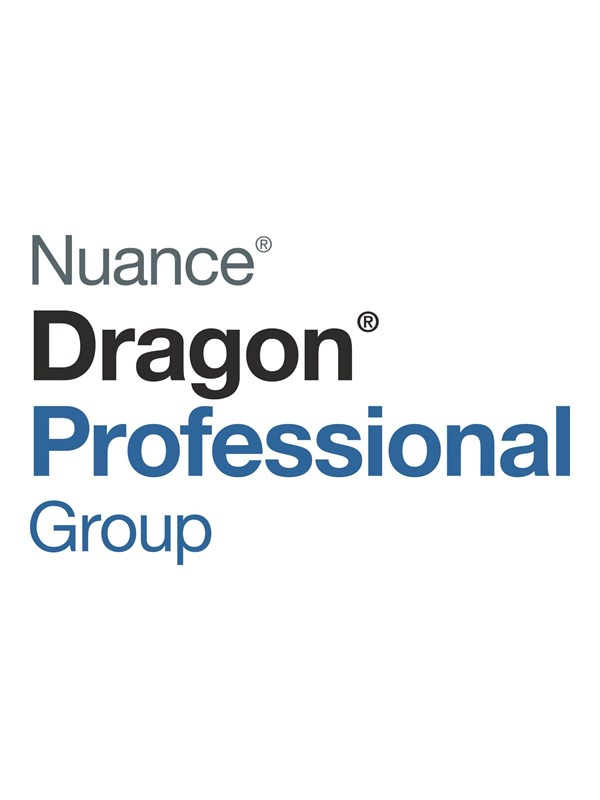 Image of   Nuance Dragon Professional Group - Engelsk