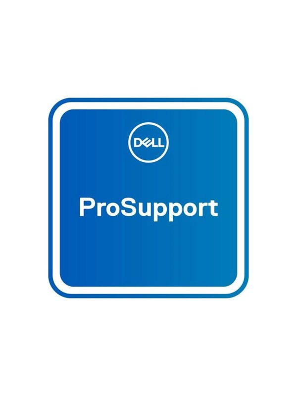 Dell 3Y CAR > 3Y PS CAR - Upgrage from [3Y Base Warranty with Collect & Return] to [3Y ProSupport with Collect and Return] - extended service agreement - 3 years - pick-up and return