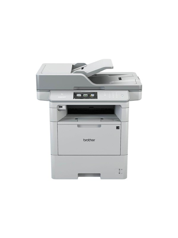 Image of   Brother DCP-L6600DW - multifunction printer (B/W) Laserprinter Multifunktion - Monokrom - Laser