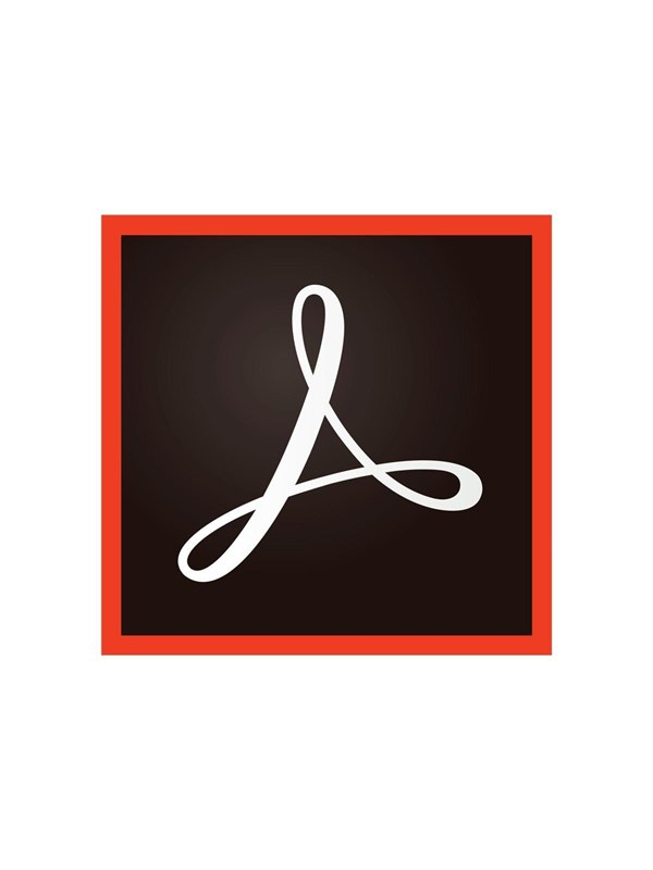 Image of   Adobe Acrobat Pro 2017 Student and Teacher Edition - Engelsk