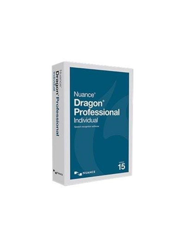 Image of   Nuance Dragon Professional Individual - UK English