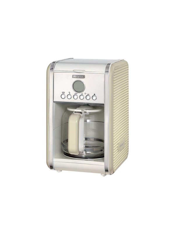 Image of   Ariete 1342 Vintage - coffee maker - beige