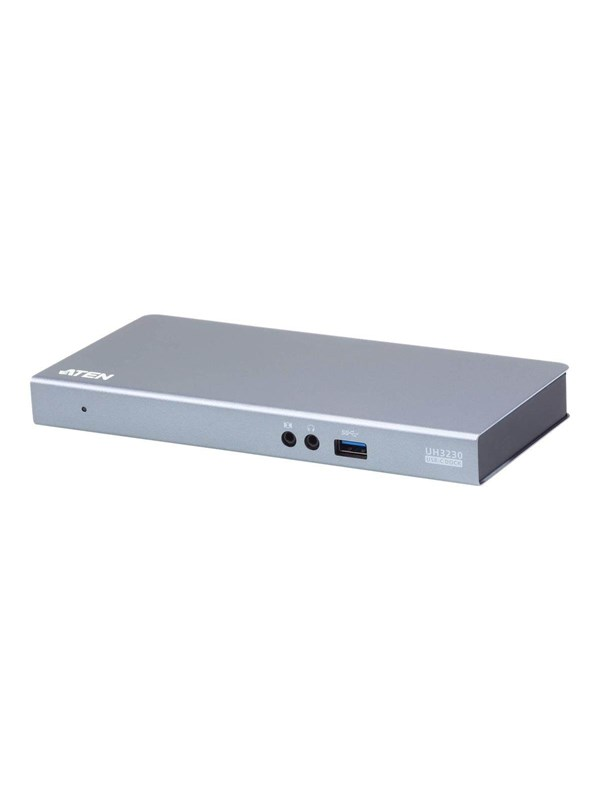 Image of   ATEN UH3230 USB-C Multiport Dock with power chargi