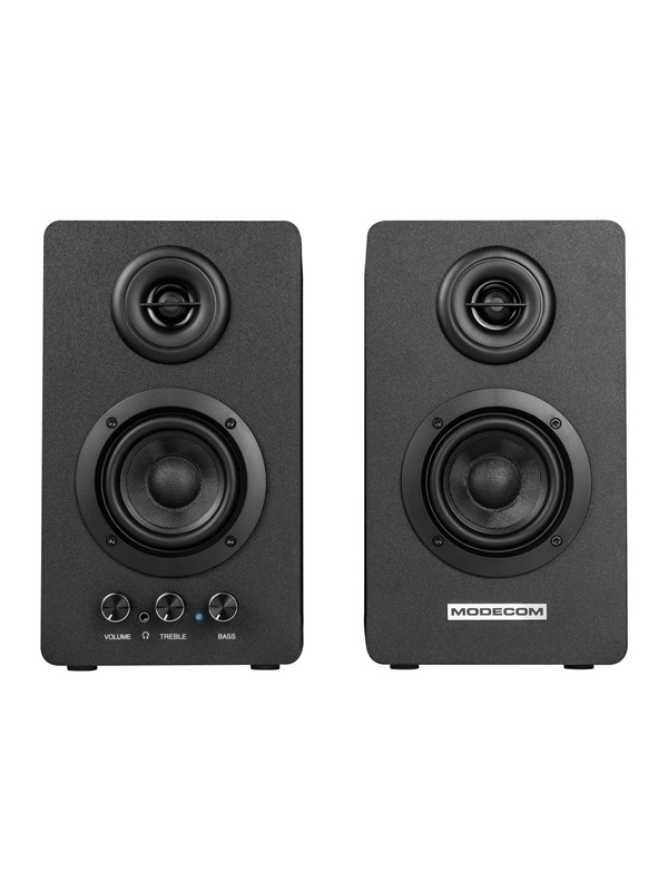 Image of   MODECOM MC-HF30 - speakers - 2.0 Kanal - Sort