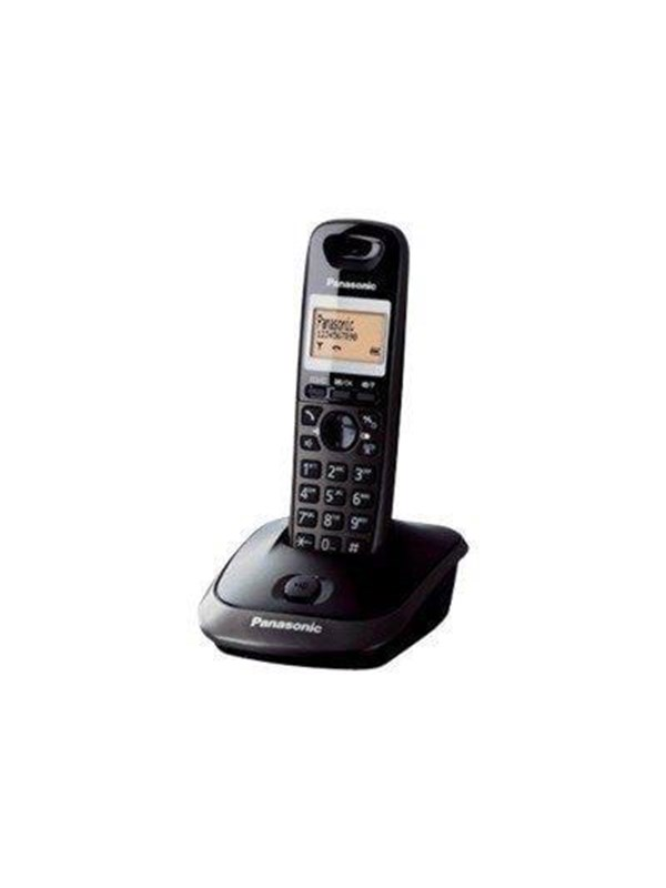 Image of   Panasonic KX-TG2511PDT - cordless phone with caller ID