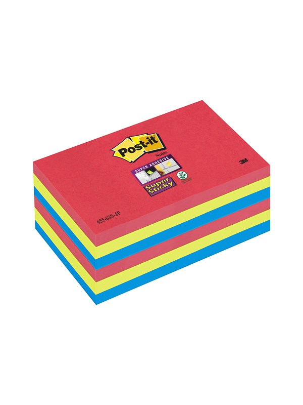Image of   3M Post-it Self-Stick 655-6SS-JP
