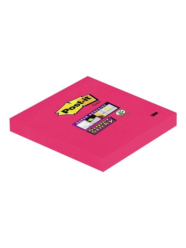 Image of   3M Post-it Self-Stick 654-6SP-PO