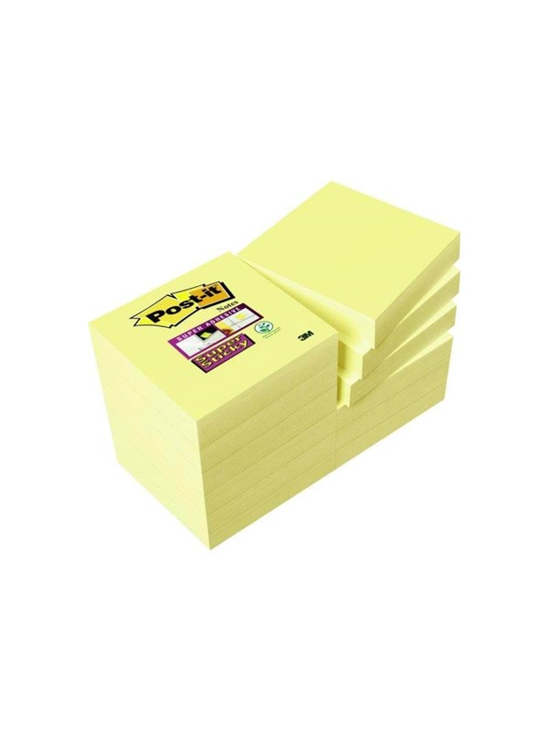 Image of   3M Post-it Super Sticky 622-12SSCY-EU