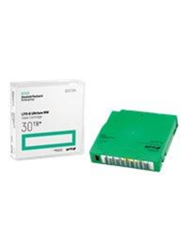 Image of   HP E Ultrium RW Data Cartridges Library Pack
