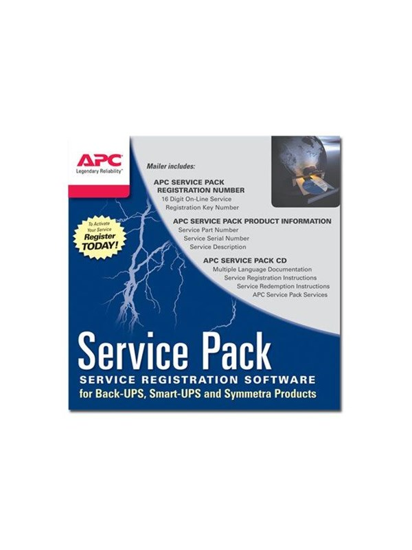 Image of   APC Extended Warranty (Renewal or High Volume)