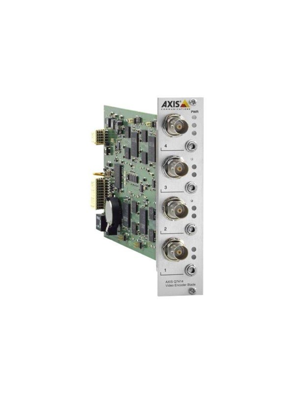 Image of   Axis Q7414 Video Encoder Blade
