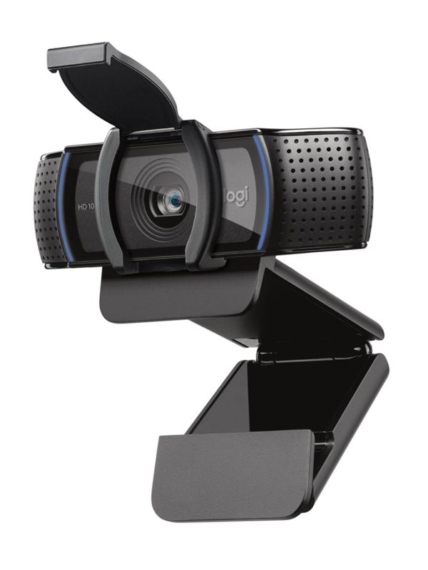 Image of   Logitech C920S Pro HD Webcam