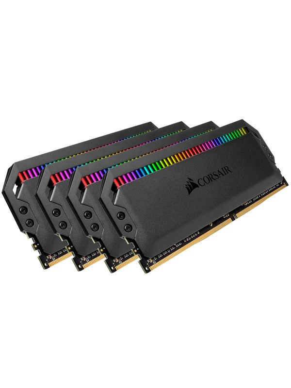 Image of   Corsair Dominator Platinum RGB DDR4-3000 C15 QC - 64GB