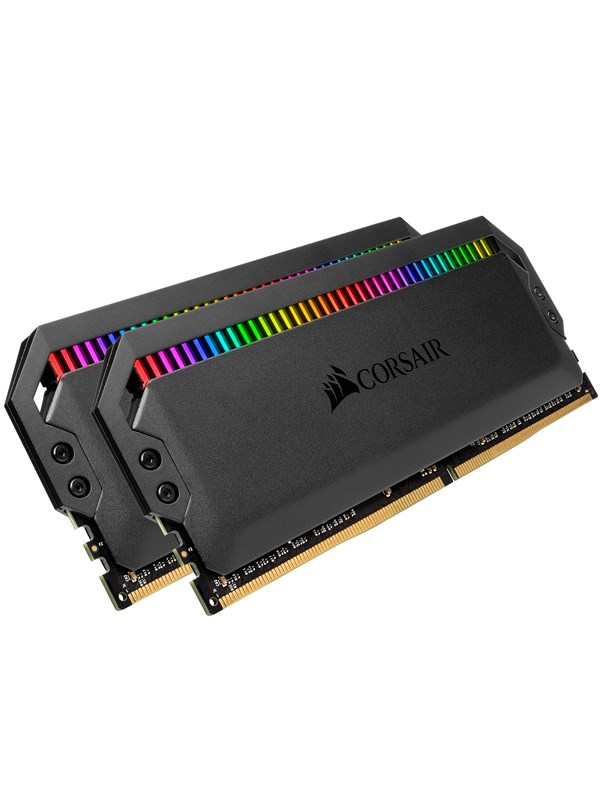 Image of   Corsair Dominator Platinum RGB DDR4-3200 C16 DC - 32GB