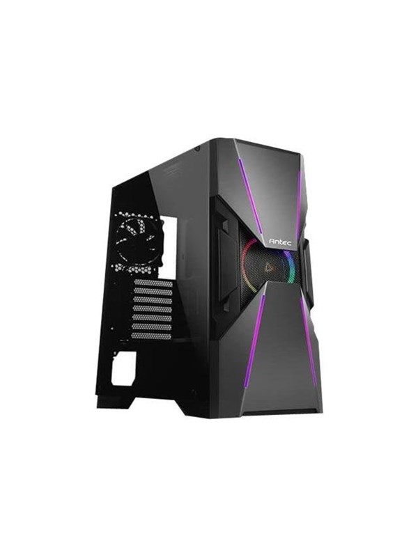 Image of   Antec DA601 - mid tower - extended ATX - Kabinet - Miditower - Sort