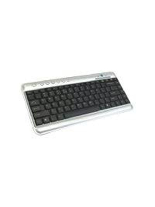 Image of   A4 Tech A4Tech EVO Slim Ultra - Tastatur - Sort