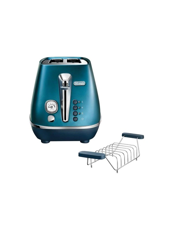 Image of   DeLonghi Brødrister Distinta Flair CTI 2103.BL