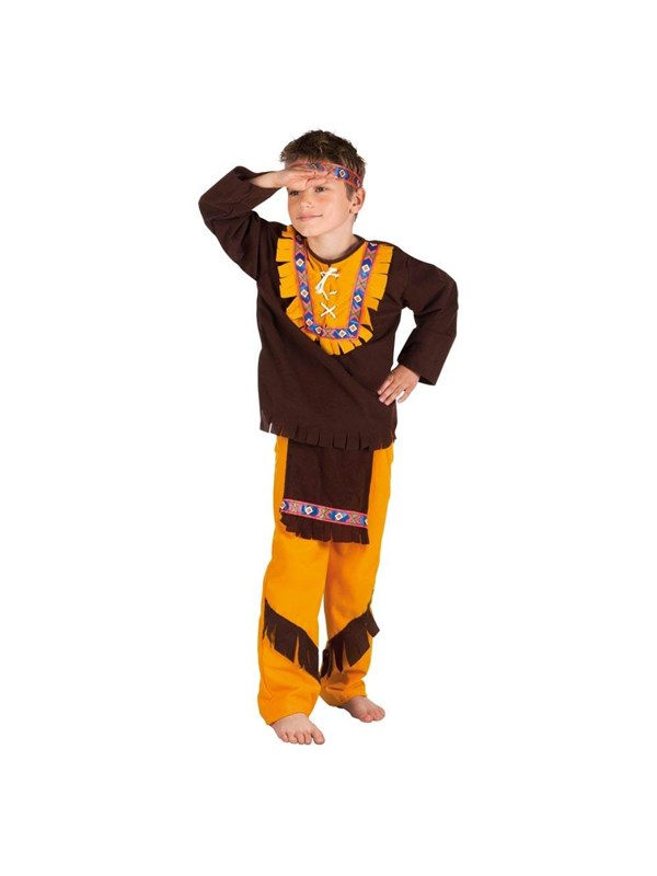 Image of   - Unknown Indian costume - Children S